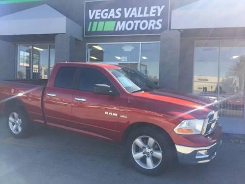 2009 Dodge Ram Pickup 1500 for sale in Las Vegas, NV