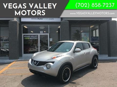 2011 Nissan JUKE For Sale In Las Vegas, NV