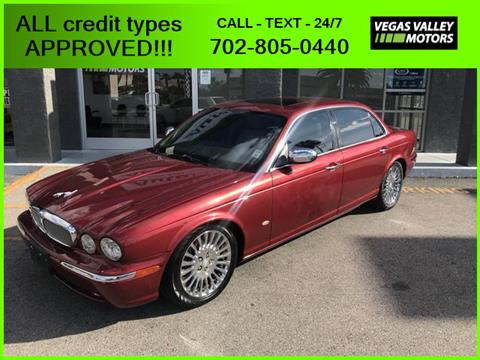 2006 Jaguar XJ-Series for sale in Las Vegas, NV