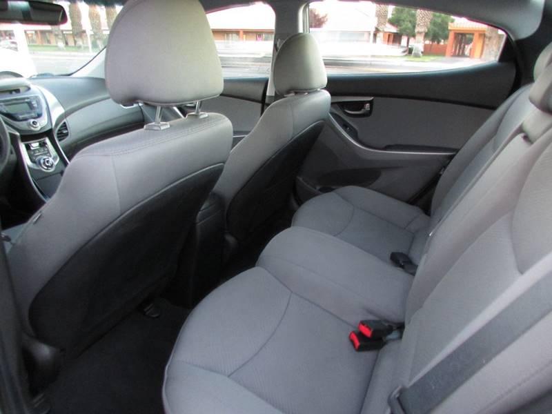 2013 Hyundai Elantra GLS 4dr Sedan - Las Vegas NV