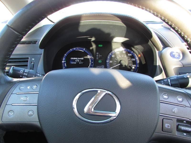 2010 Lexus HS 250h Premium 4dr Sedan - Las Vegas NV