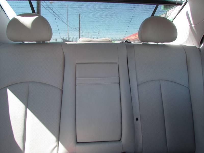 2008 Mercedes-Benz E-Class E 350 4dr Sedan - Las Vegas NV