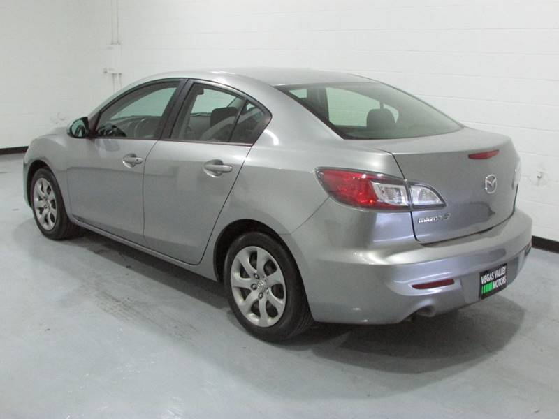 2012 Mazda MAZDA3 i Sport 4dr Sedan 5A - Las Vegas NV