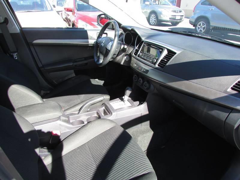 2015 Mitsubishi Lancer ES 4dr Sedan CVT - Las Vegas NV