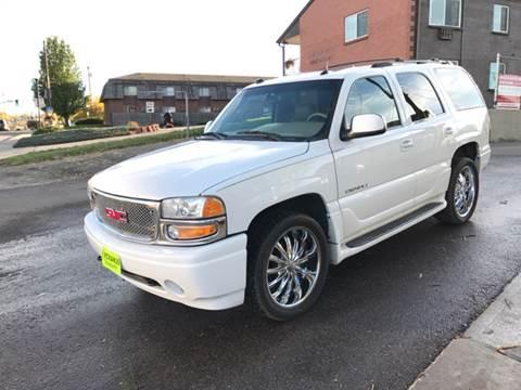 2005 GMC Yukon for sale at McManus Motors in Wheat Ridge CO