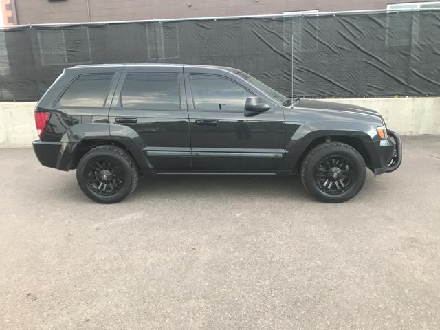 2008 Jeep Grand Cherokee for sale at McManus Motors in Wheat Ridge CO