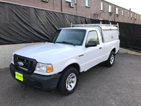 2007 Ford Ranger for sale at McManus Motors in Wheat Ridge CO