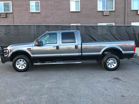 2008 Ford F-350 Super Duty for sale at McManus Motors in Wheat Ridge CO