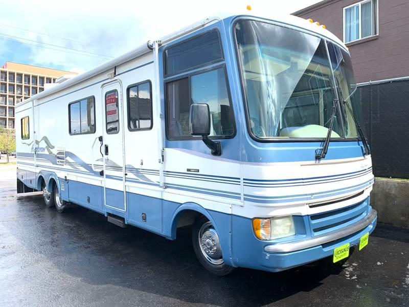 1998 Fleetwood Pace Arrow In Wheat Ridge CO - McM Motors on 2015 winnebago mobile home, 2015 dodge mobile home, 2015 ford mobile home, 2015 skyline mobile home, 1996 double wide mobile home,