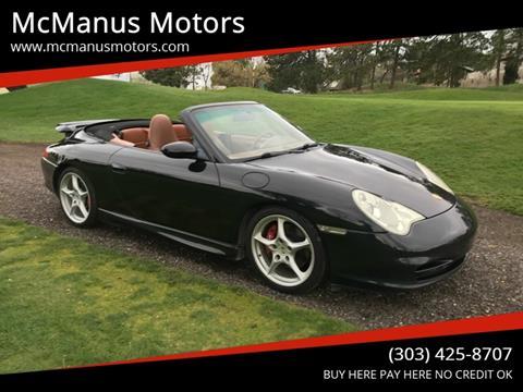 2003 Porsche 911 for sale in Wheat Ridge, CO