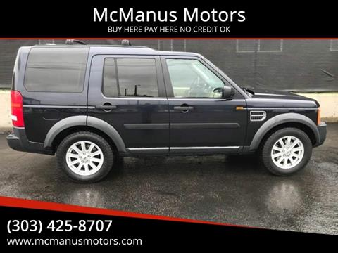 2007 Land Rover LR3 for sale in Wheat Ridge, CO