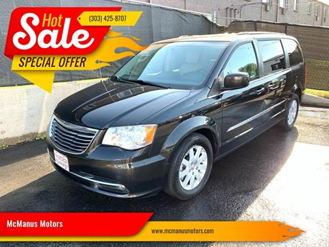 2012 Chrysler Town and Country for sale in Wheat Ridge, CO