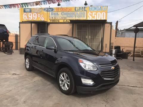 Used Cars Phoenix >> Del Coronado Motors Used Cars Phoenix Az Dealer
