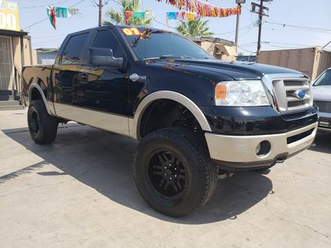 2008 Ford F-150 for sale at DEL CORONADO MOTORS in Phoenix AZ