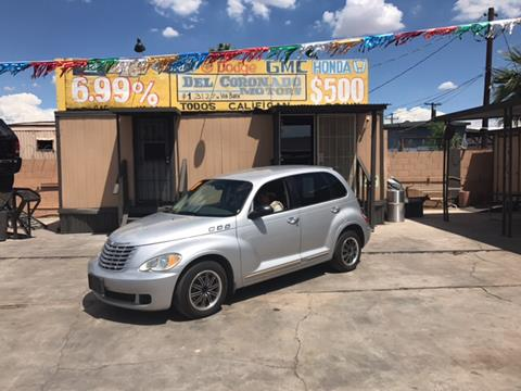 2007 Chrysler PT Cruiser for sale at DEL CORONADO MOTORS in Phoenix AZ