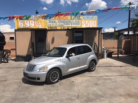 2007 Chrysler PT Cruiser for sale at DEL CORONADO MOTORS in Phoenix AZ