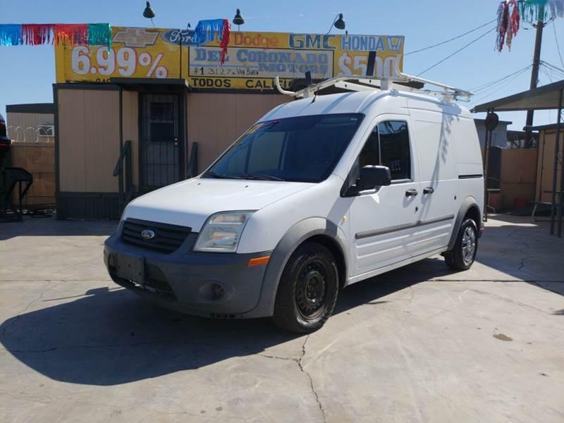 012f92ea21 2012 Ford Transit Connect XL 4dr Cargo Mini-Van w o Side and Rear Glass In  Phoenix AZ - DEL CORONADO MOTORS