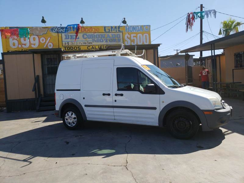 56633b9ec6 2012 Ford Transit Connect XL 4dr Cargo Mini-Van w o Side and Rear ...