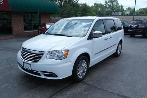 Minivan For Sale >> Used Minivans For Sale In Springfield Mo Carsforsale Com
