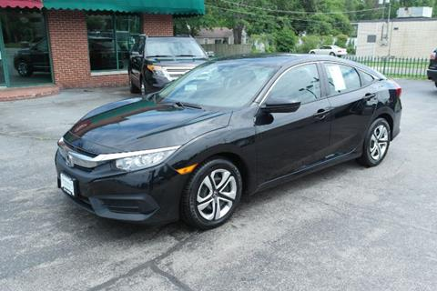 2017 Honda Civic for sale in Springfield, MO