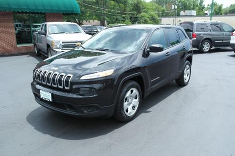 2015 Jeep Cherokee for sale in Springfield, MO