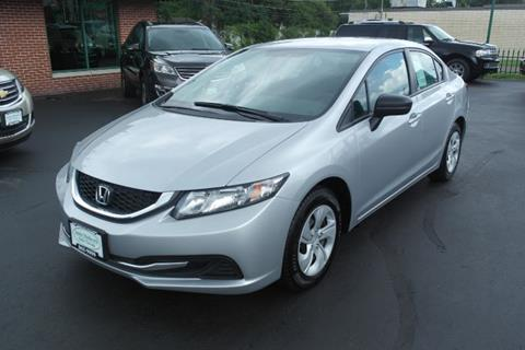 2015 Honda Civic for sale in Springfield, MO