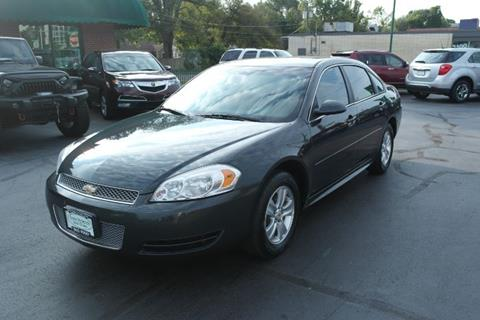 2012 Chevrolet Impala for sale in Springfield, MO