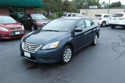 2015 Nissan Sentra for sale in Springfield, MO