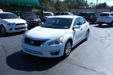 2015 Nissan Altima for sale in Springfield, MO