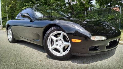 1994 Mazda RX-7 for sale at Sinclair Auto Inc. in Pendleton IN