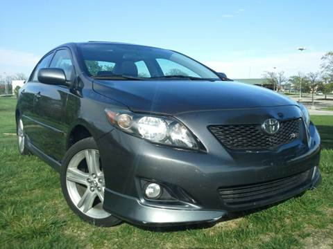 2009 Toyota Corolla for sale at Sinclair Auto Inc. in Pendleton IN