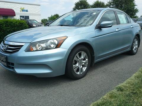 2011 Honda Accord for sale at Sinclair Auto Inc. in Pendleton IN