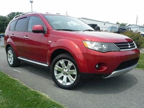 2009 Mitsubishi Outlander for sale at Sinclair Auto Inc. in Pendleton IN