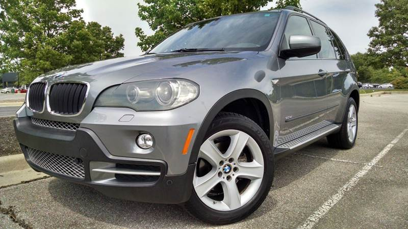 2007 BMW X5 for sale at Sinclair Auto Inc. in Pendleton IN