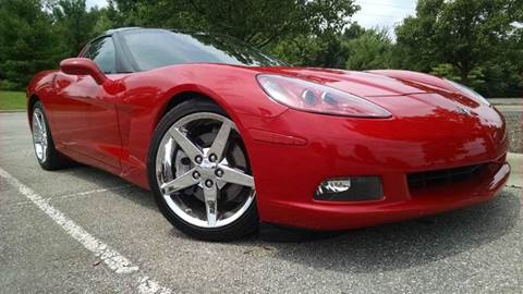 2005 Chevrolet Corvette for sale at Sinclair Auto Inc. in Pendleton IN