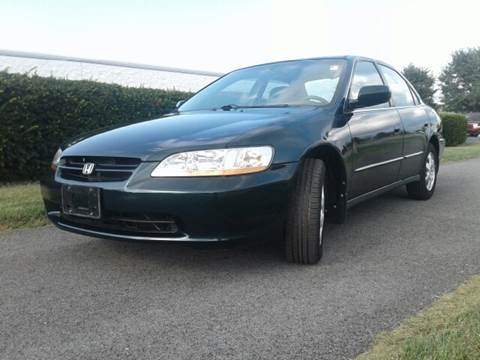 2000 Honda Accord for sale at Sinclair Auto Inc. in Pendleton IN