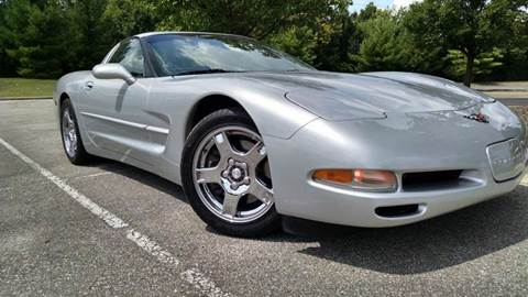1998 Chevrolet Corvette for sale at Sinclair Auto Inc. in Pendleton IN