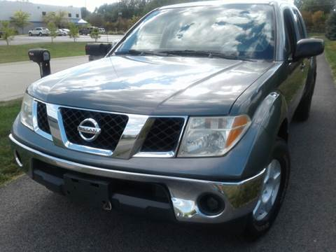2006 Nissan Frontier for sale at Sinclair Auto Inc. in Pendleton IN