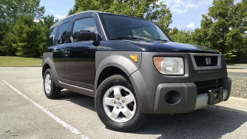 2004 Honda Element AWD EX 4dr SUV W/Side Airbags   Fortville IN