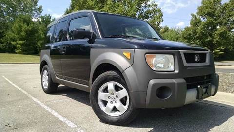 2004 Honda Element for sale at Sinclair Auto Inc. in Pendleton IN