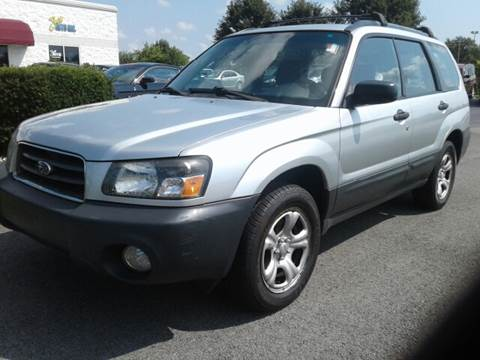 2005 Subaru Forester for sale in Fishers, IN