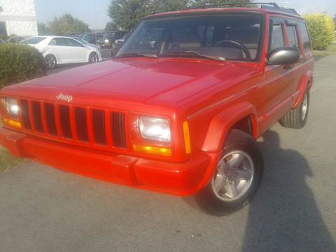 1998 Jeep Cherokee for sale in Fishers, IN