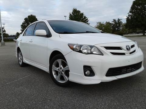 2012 Toyota Corolla for sale in Fishers, IN