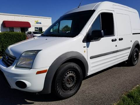 2011 Ford Transit Connect for sale at Sinclair Auto Inc. in Pendleton IN