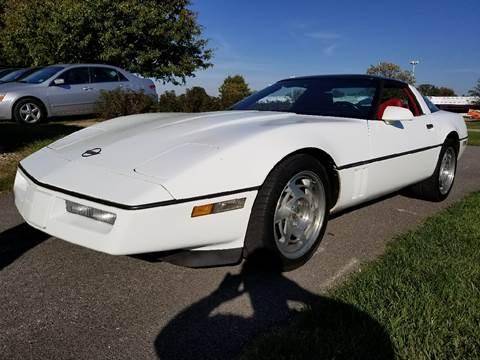 1990 Chevrolet Corvette for sale in Fishers, IN
