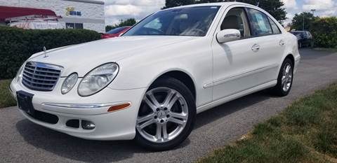 2006 Mercedes-Benz E-Class for sale at Sinclair Auto Inc. in Pendleton IN