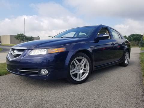 2008 Acura TL for sale at Sinclair Auto Inc. in Pendleton IN