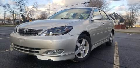 2004 Toyota Camry for sale at Sinclair Auto Inc. in Pendleton IN