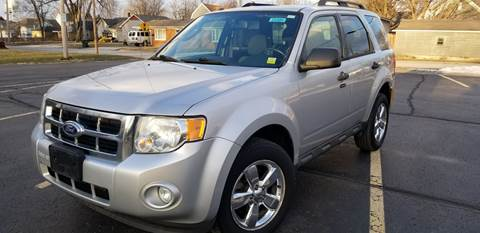 2011 Ford Escape for sale at Sinclair Auto Inc. in Pendleton IN