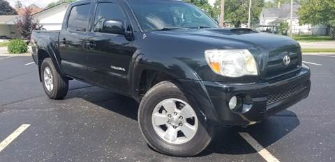 2007 Toyota Tacoma for sale at Sinclair Auto Inc. in Pendleton IN